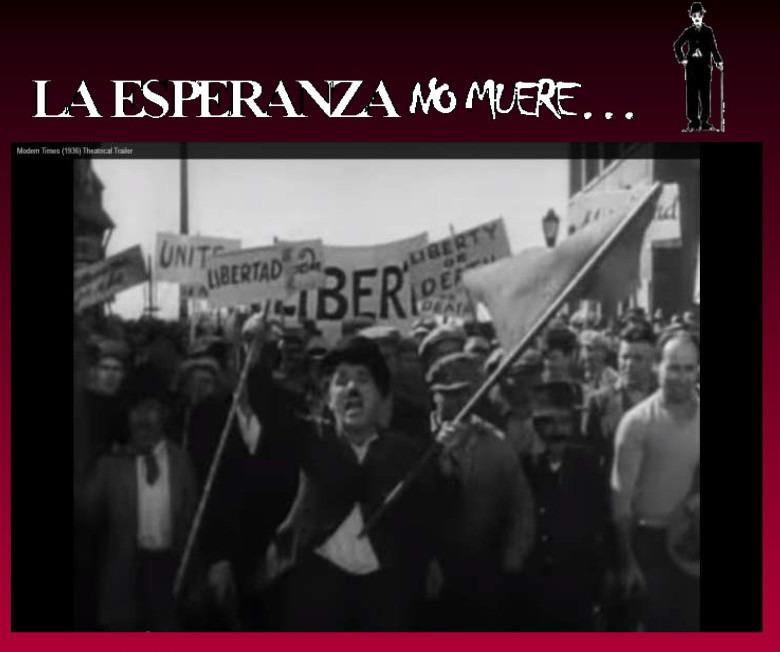 """Número 1 de la revista """"La esperanza no muere"""", elaborada por """"personas de la calle, por la calle y desde la calle""""."""