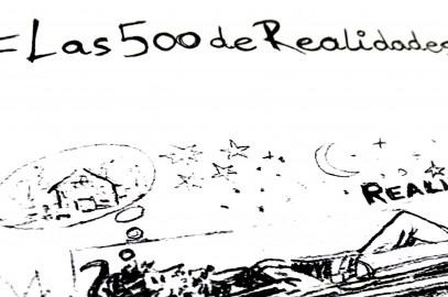 Nuestro Blog celebra #las500deRealidades
