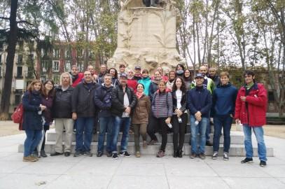 Realidades participa en el #DIVT con una visita guiada por el Madrid antiguo