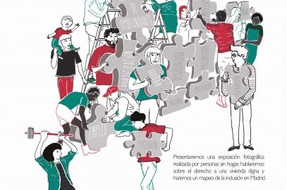 "II JORNADA DE SENSIBILIZACIÓN ""SIN HOGAR PERO CON MUROS"""