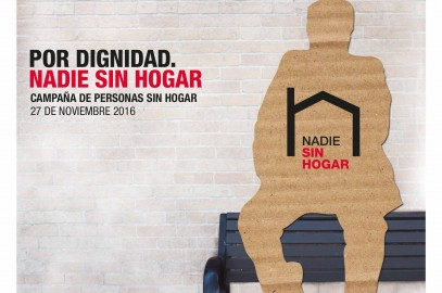 27 de noviembre: Por dignidad #nadiesinhogar