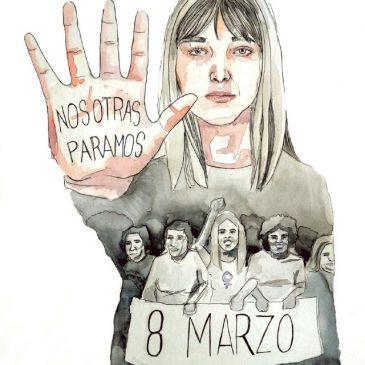 #8deMarzo Sin igualdad real no habrá justicia social