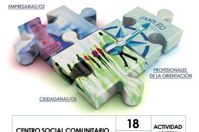 Encuentro dinámico entre actores para el empleo en Madrid