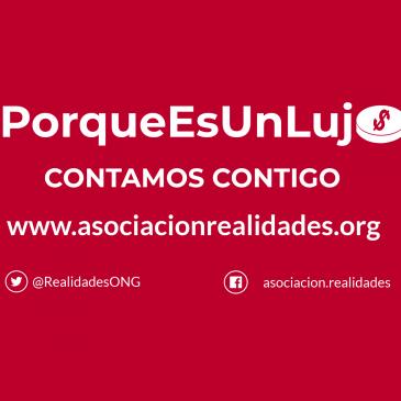 #PorqueEsUnLujo: descubre qué hemos conseguido con la campaña de recaudación de fondos