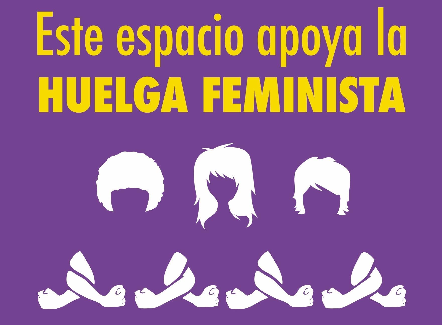 Asociación Realidades apoya la huelga feminista