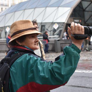 Vídeo participativo para visibilizar a las mujeres sin hogar
