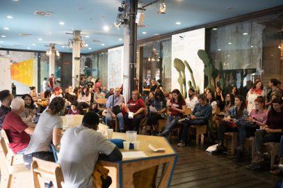 Crónica de la IV Jornada SIN HOGAR PERO CON MUROS en Madrid, centrada en la realidad de las mujeres sin hogar