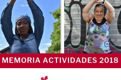 MEMORIA ACTIVIDADES 2018