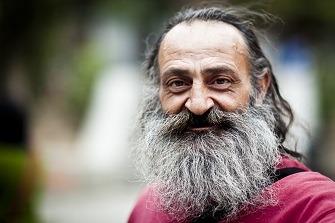 La mirada de las personas sin hogar