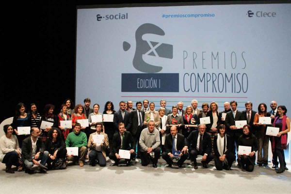 Asociación Realidades, finalista en la Edición I de los Premios Compromiso