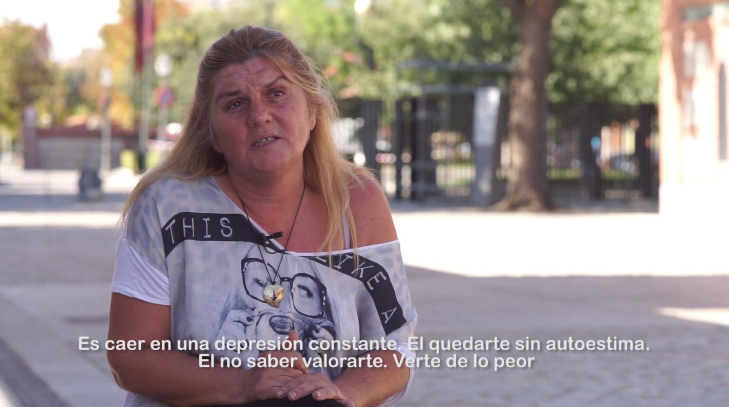 «Esto le puede pasar a cualquiera», vídeo con testimonios de personas sin hogar