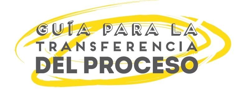 InnovaciONG: Guía para la transferencia del proceso
