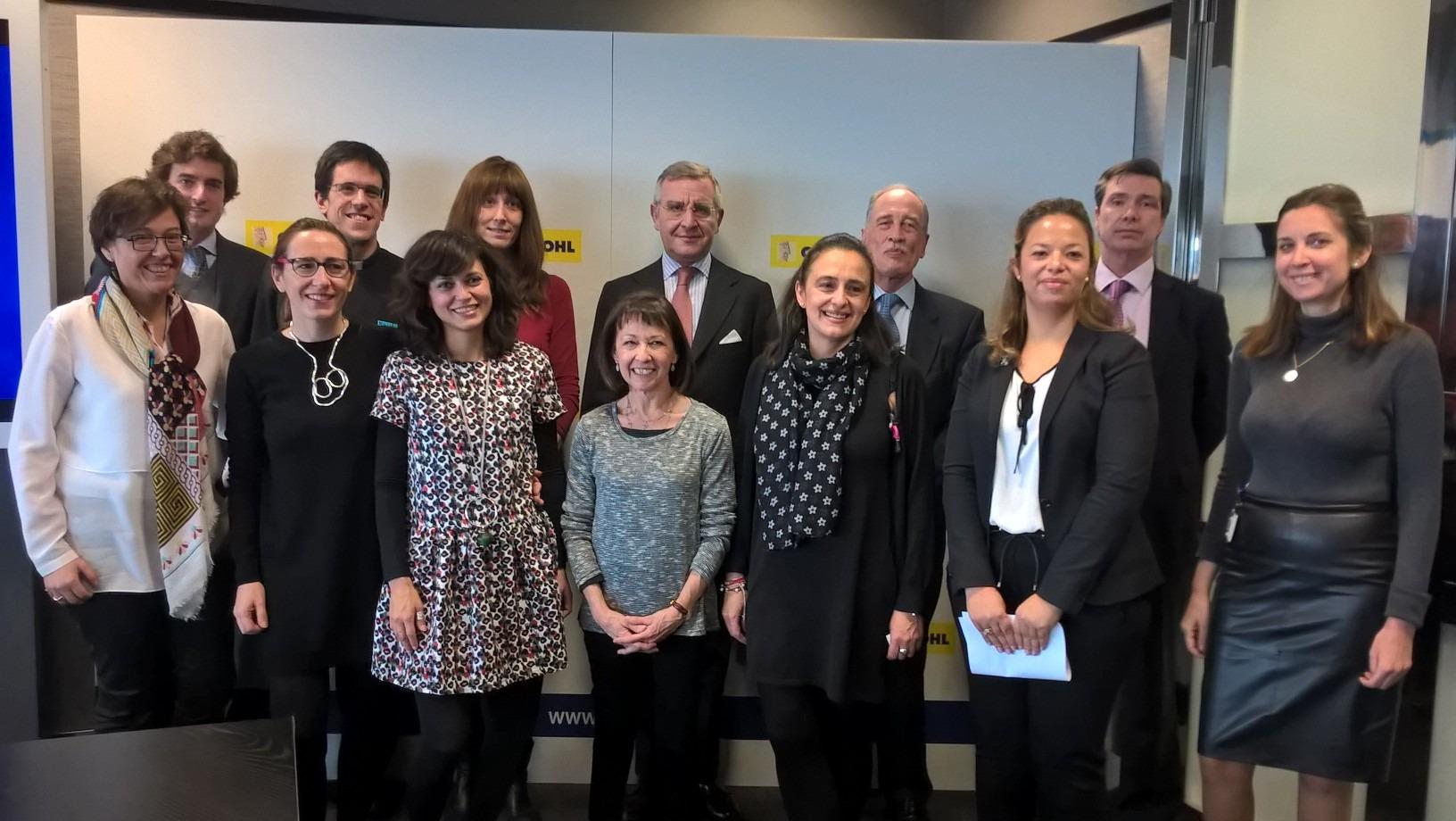 Asociación Realidades gana el tercer premio de la I Convocatoria de Proyectos Sociales del Grupo OHL