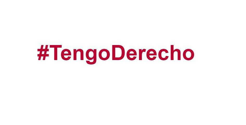 #TengoDerecho #NoCalles