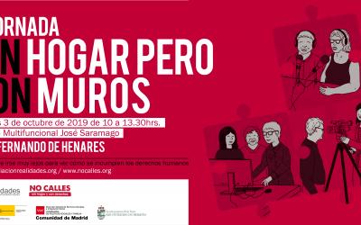 III Jornada 'Sin Hogar pero Con Muros' en Henares