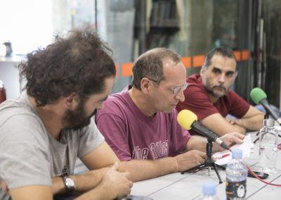 Imagen de la V Jornada 'Sin Hogar pero Con Muros' de la asociación Realidades en Madrid