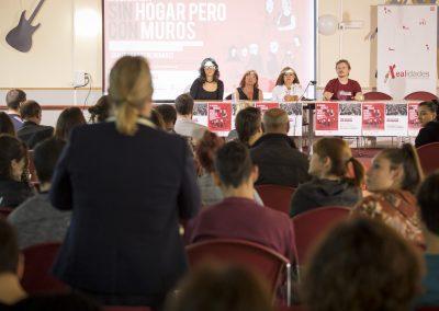 III Jornada 'Sin Hogar pero con Muros' de San Fernando de Henares. Foto ©JavierCarbajal
