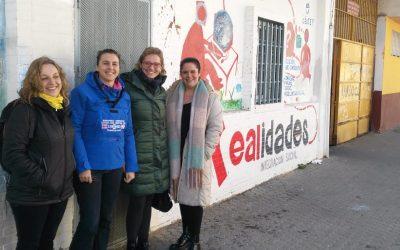 Dos años de aprendizaje en el Polígono Sur de Sevilla