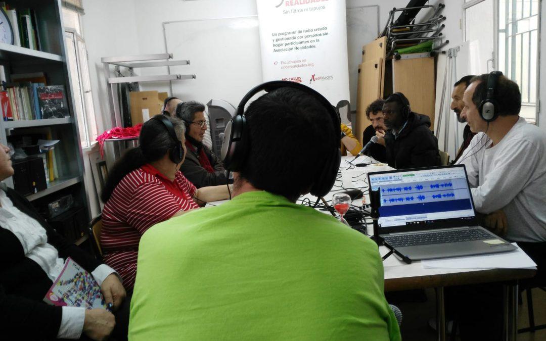 Onda Realidades en el Día de la Radio